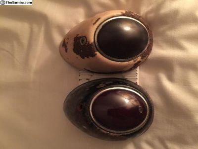 OG egg tail lights, COMPLETE $750