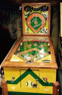 Pinball Games EM Midway Gottlieb Chicago Coin Williams