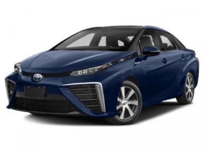 2019 Toyota Mirai T (Elemental Silve)