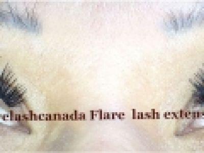 $350 Toronto Semi Flare Eyelash Training