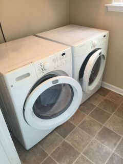 Affinity Washer and Dryer