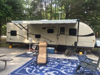 2010 KZ Sportsman KZ314BH Travel Trailer