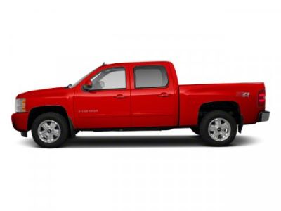 2013 Chevrolet Silverado 1500 LT (Victory Red)