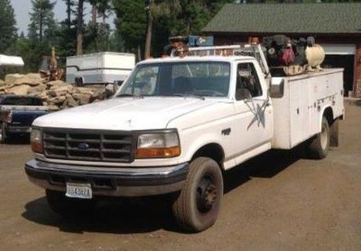 1999 Ford F450SD