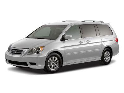 2008 Honda Odyssey EX (White)
