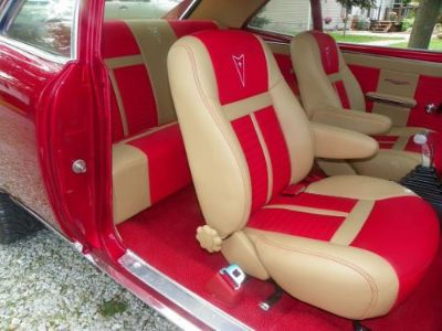 Sell Pontiac GTO Interior kit 64-74 Bucket front seats & rear bench seat upholstery motorcycle in Cambridge, Minnesota, United States, for US $2,000.00