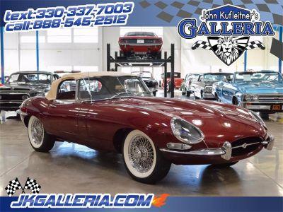 1964 Jaguar XK