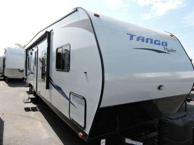2018 Pacific Coachworks TANGO 30FSB TOY HAULER
