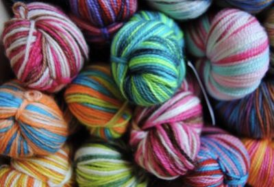 Seeking Donation of yarn for knitting projects with students