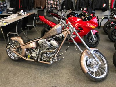 2005 Other Custom Chopper Street / Supermoto Motorcycles Elkhart, IN