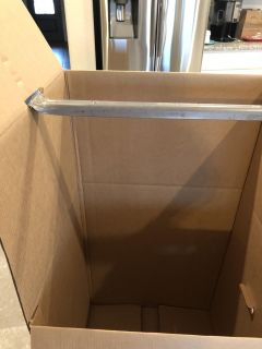 Wardrobe boxes for moving!