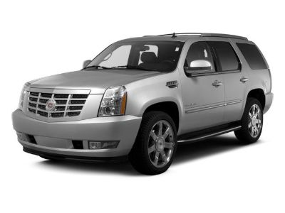 2010 Cadillac Escalade Luxury (White Diamond Tricoat)