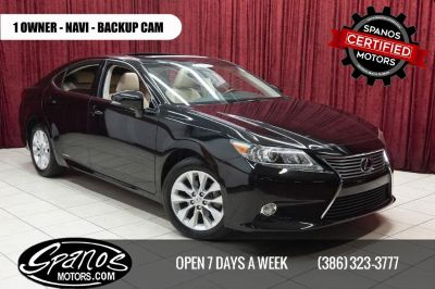 2013 Lexus ES 300h Base (Black)