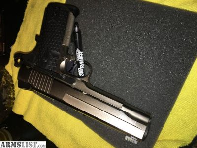 For Sale/Trade: sig sauer 1911