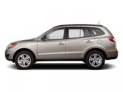 2012 Hyundai Santa Fe Limited (Mineral Gray)