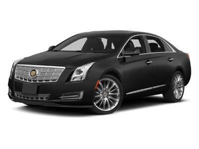 2014 Cadillac XTS 3.6L V6 (Silver Coast Metallic)