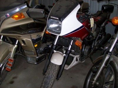 1983 Honda 750 Interceptor Street / Supermoto Motorcycles Wisconsin Rapids, WI