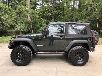 Jeep Wrangler. Low miles