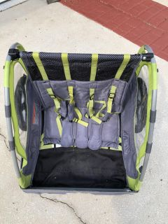 InStep Double Bike Trailer and Stroller
