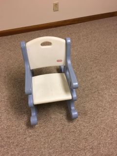 Little tykes rocking chair