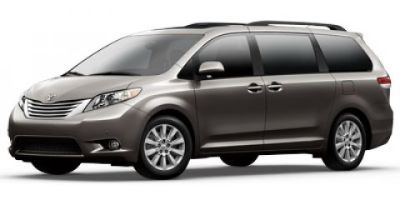 2012 Toyota Sienna XLE 7-Passenger (Bisque Leather Seat Trim)
