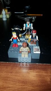 Collectible Lego figures