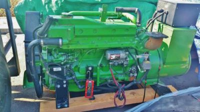 Find John Deere 6068TFM76 115 / 110 kW Diesel Generator motorcycle in National City, California, United States, for US $11,000.00