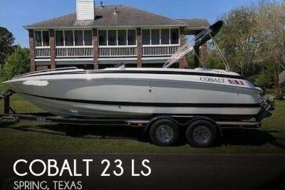 1998 Cobalt 23 LS