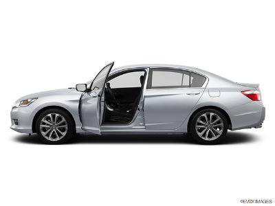 2015 Honda Accord I4 SPT CVT ()