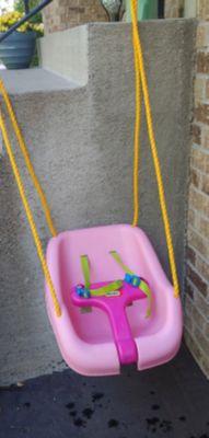 Fisher-price Girl Swing