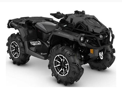 2017 Can-Am Outlander X mr 1000R Utility ATVs Massapequa, NY