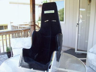 Buy Richardson Racing Seat NASCAR, ARCA, Late Model motorcycle in Papillion, Nebraska, United States, for US $225.00