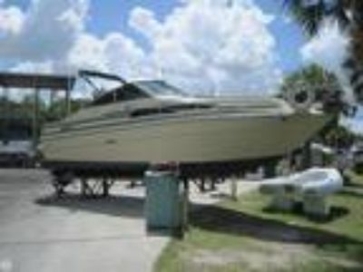 1984 Sea Ray 260 Sundancer