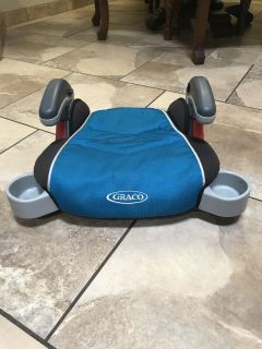 Booster Seat with cup holders