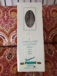Connoisseur Collection Doll from Seymour Mann