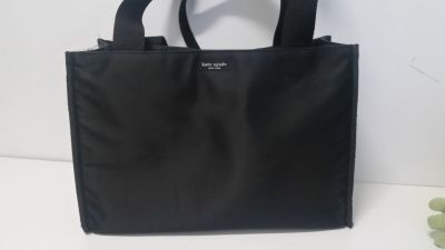REAL KATE SPADE DIAPER BAG BLACK