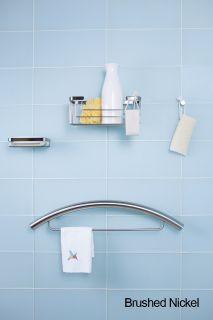 TileWare Victoria Series Combo Towel Bars