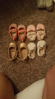 6-9 months girl shoes