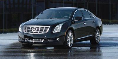 2017 Cadillac XTS Platinum Collection (Black Raven)