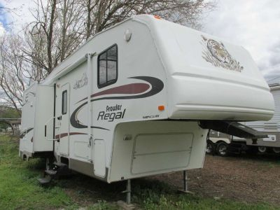 2004 Prowler by Fleetwood Regal 255RLDS