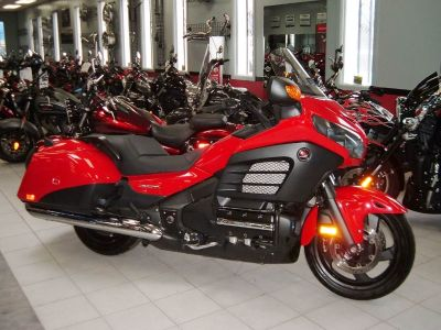 2013 Honda Gold Wing F6B Touring Motorcycles New Haven, CT