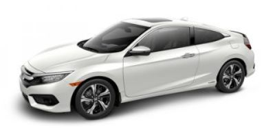2017 Honda CIVIC COUPE Touring (White)
