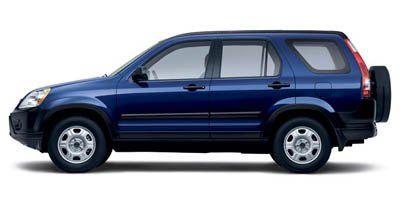 2006 Honda CR-V LX (Beige)