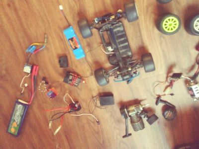 Rc parts to trade