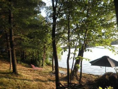 $124,900 fawn lake home unfiished 160' line C4D with $2000 down. seller financing and fo