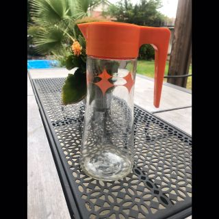 Mid century fire king carafe