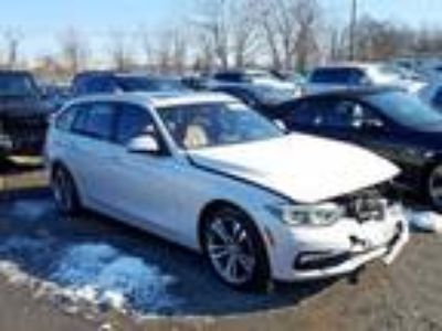 Salvage 2016 BMW 328 D for Sale