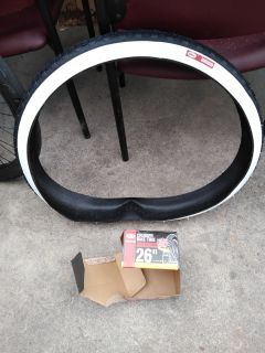 "26"" inch cruiser bike tires"