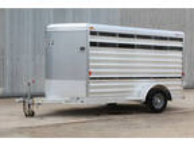 Exiss Exhibitor 11 Ft Stock Trailer