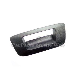 Buy NEW 07-12 CHEVY SILVERADO GMC SIERRA TAILGATE HANDLE BEZEL W/O LOCK GM1916107 motorcycle in Miami, Florida, US, for US $18.99